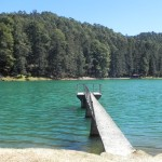 Los Azufres Lake & Hotsprings