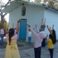 Dance workshop by Paulina Ruiz Carballido (MEXICO)