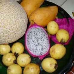 Intern duties: breakfast and dinner prep