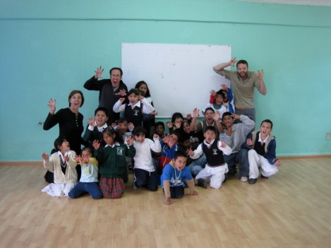 Maravatío Dance Classroom