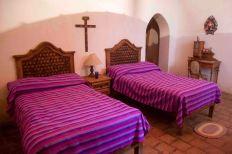 "Courtyard Bedroom ""Las Mañanitas"""
