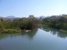 """""""Ojo de Agua"""" water springs"""