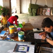 2012 Visual art activities