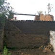 Stables wall (after)
